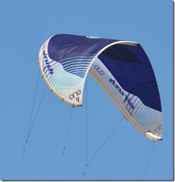 Pionier 1-Strut kite_Airush One 2011 (2)